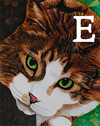 Floyd the Cat & Etsy link